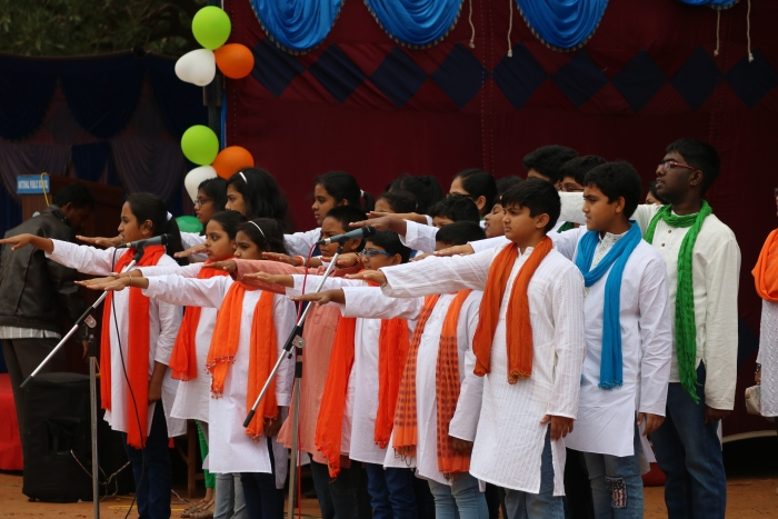 Primary Independence Day Celebration