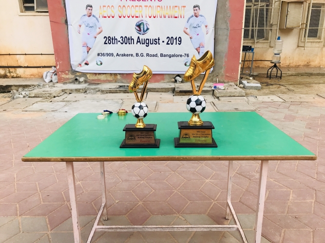 Interschool FootBall Competition